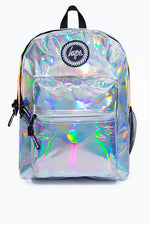 HYPE SILVER HOLO UTILITY BACKPACK