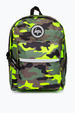 HYPE NEON CAMO UTILITY BACKPACK
