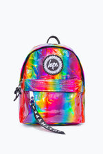 HYPE RAINBOW HOLO MINI BACKPACK
