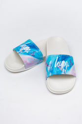 HYPE BABY UNICORN KIDS SLIDERS
