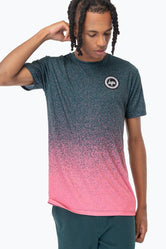 HYPE FOREST SPECKLE FADE MENS T-SHIRT