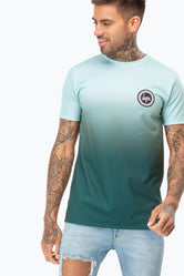 HYPE OLIVE FADE MEN'S T-SHIRT