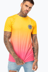 HYPE MANGO FADE MEN'S T-SHIRT