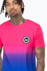 HYPE PINK FADE MENS T-SHIRT