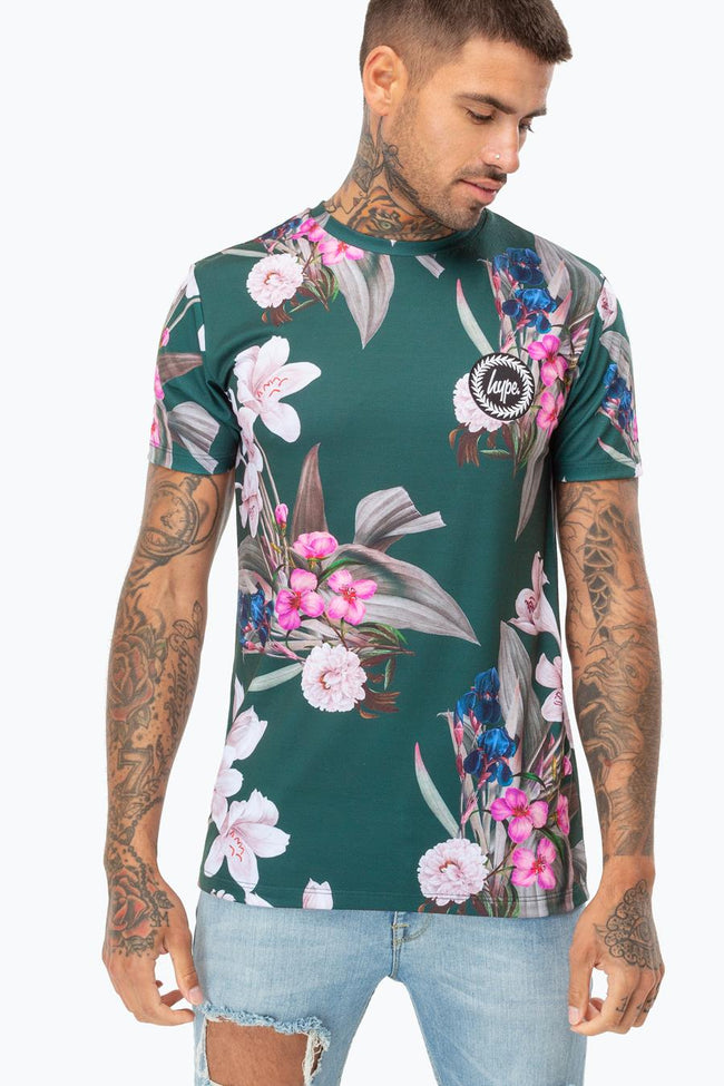 HYPE FOREST BLOSSOM MENS T-SHIRT