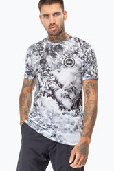 HYPE BLACK ROCK MENS T-SHIRT