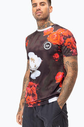 HYPE ROSE BED MENS T-SHIRT