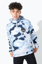 HYPE MONO CAMO KIDS JACKET