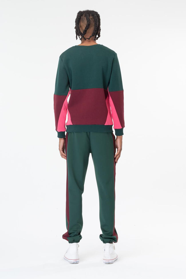 HYPE FOREST EDWARDS MENS CREW NECK