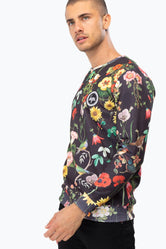 HYPE REGAL BIRDS MENS CREW NECK