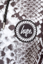 HYPE MONO SNAKE MENS PULLOVER HOODIE