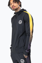 HYPE MANGO FADE TRACK MEN'S ZIP UP HOODIE