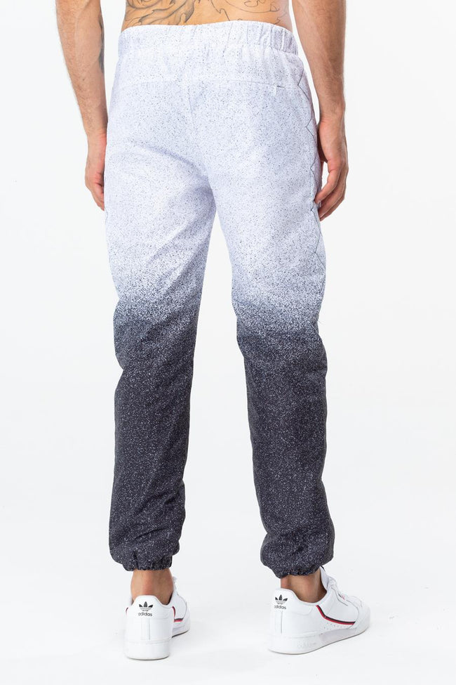 HYPE SPECKLE FADE QUILTED MENS JOGGERS
