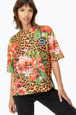 HYPE JUNGLE 23 WOMENS T-SHIRT