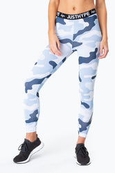 HYPE MONO CAMO WOMENS LEGGINGS
