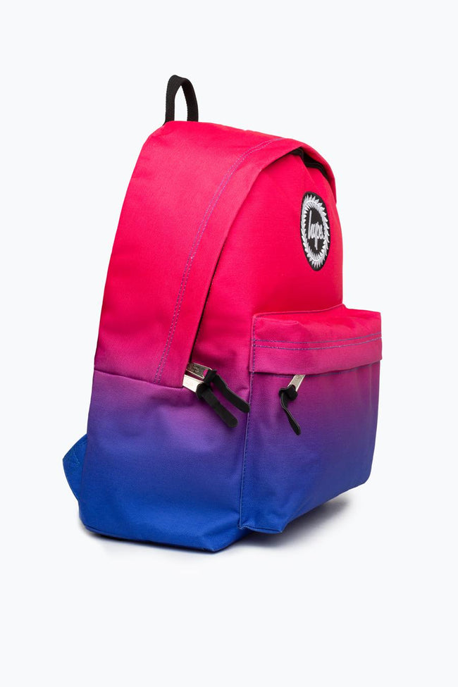 HYPE PINK BLUE FADE BACKPACK