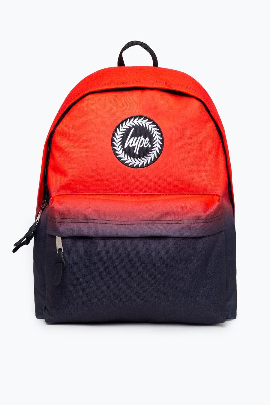classic styles entire collection big discount HYPE RED FADE BACKPACK | Justhype ltd