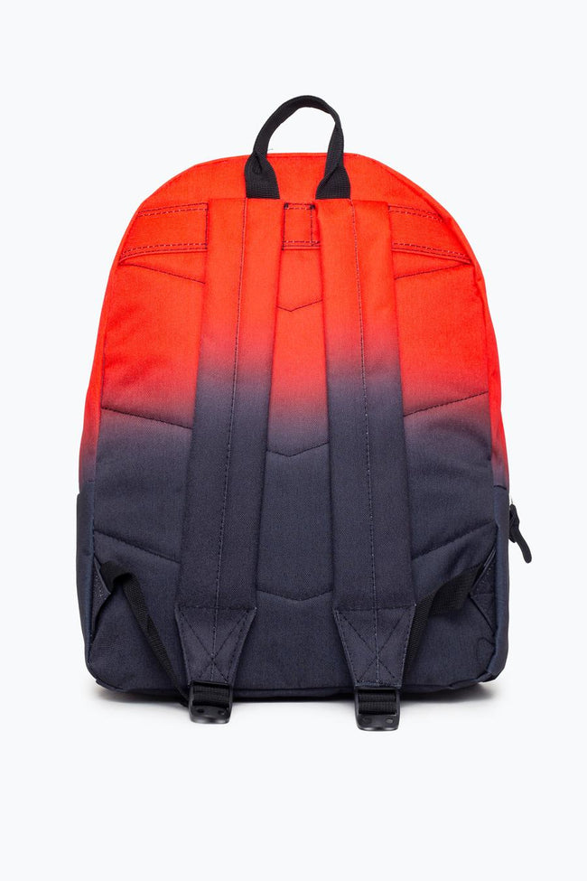 HYPE RED FADE BACKPACK