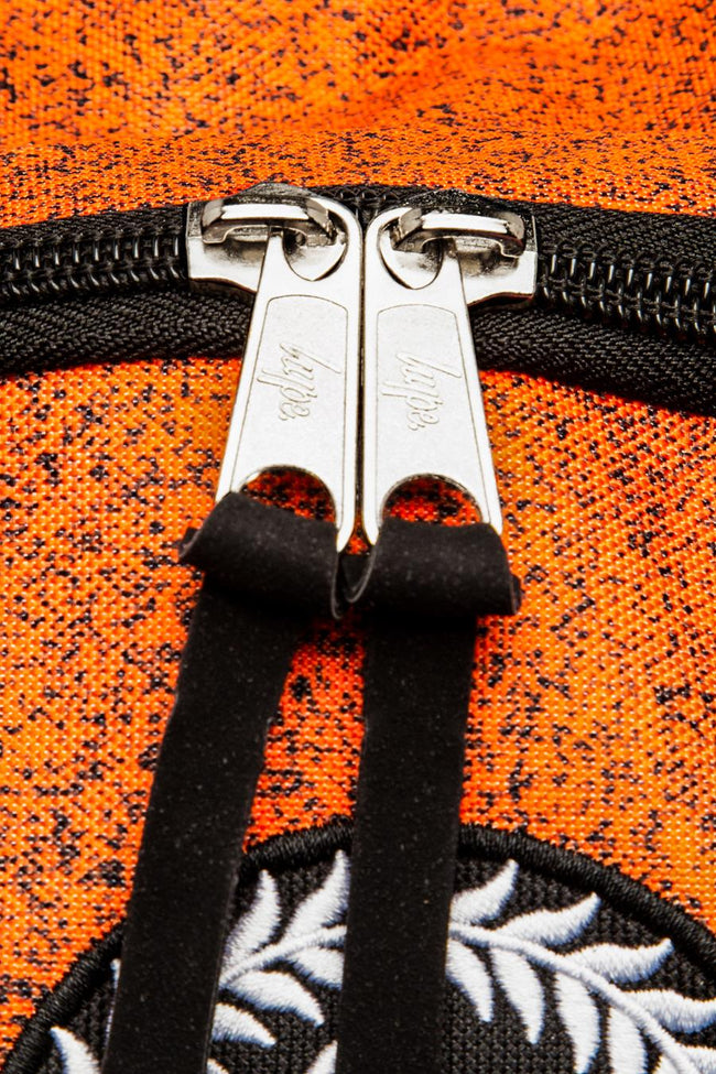 HYPE ORANGE SPECKLE FADE BACKPACK