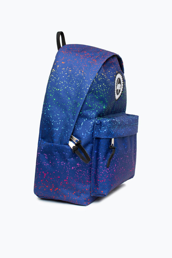 HYPE RAINBOW SPLAT BACKPACK