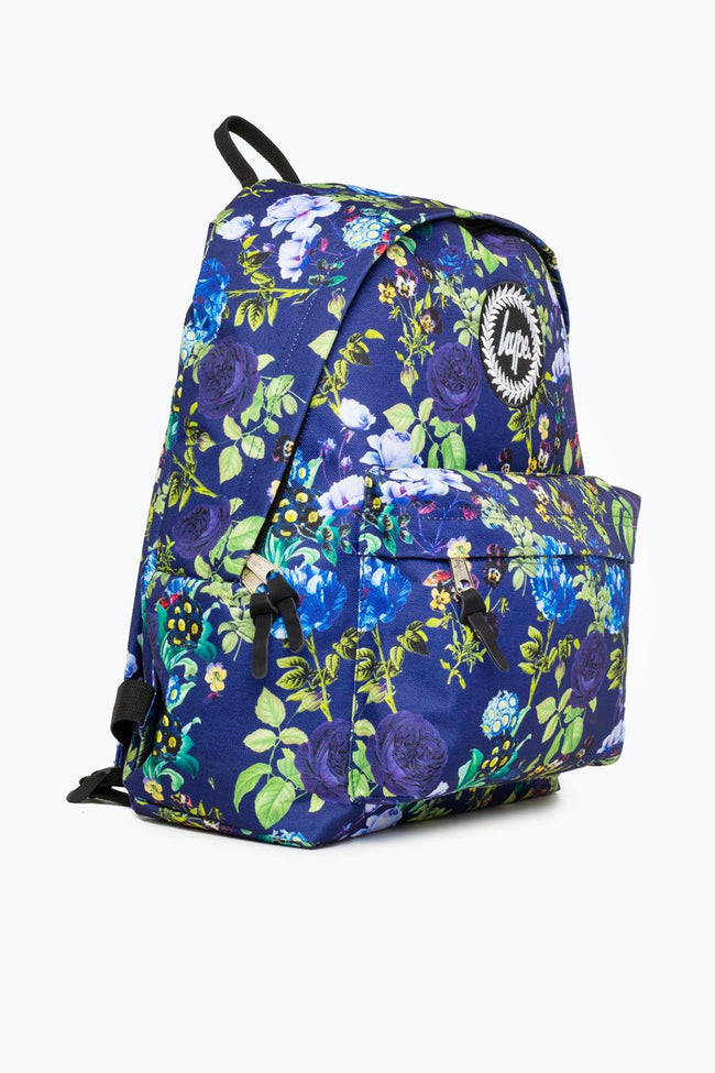 HYPE NAVY ROSE BACKPACK