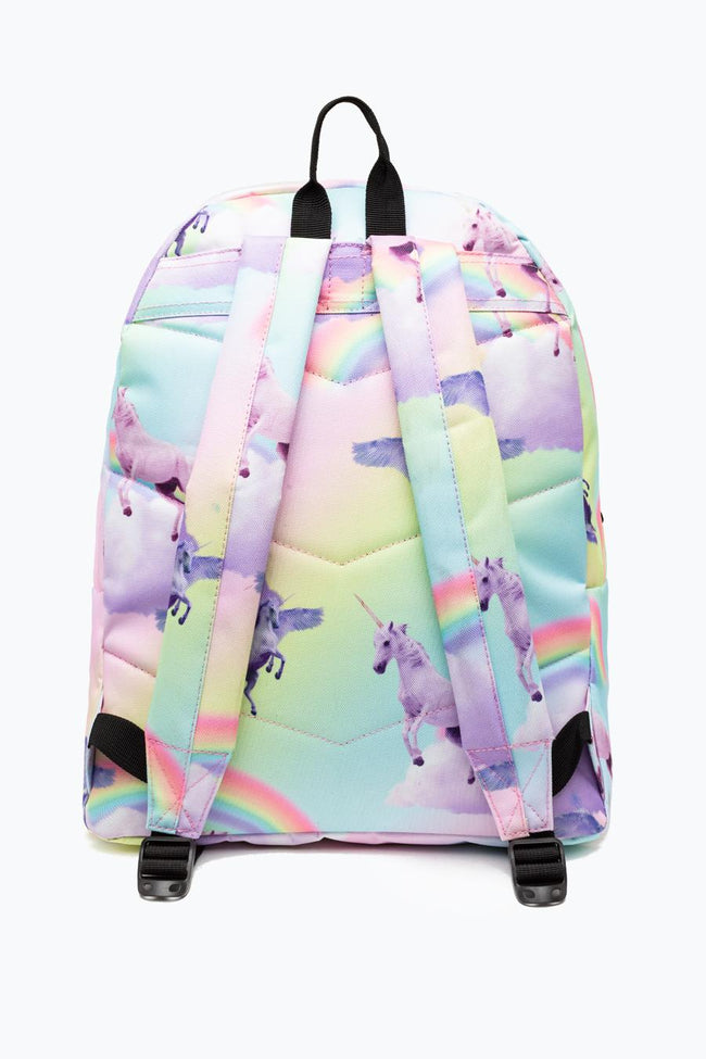 HYPE RAINBOW UNICORN BACKPACK