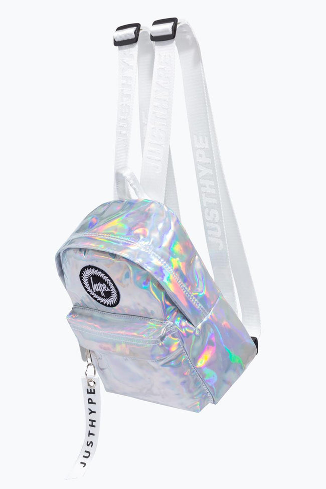 HYPE IRIDESCENT MINI BACKPACK
