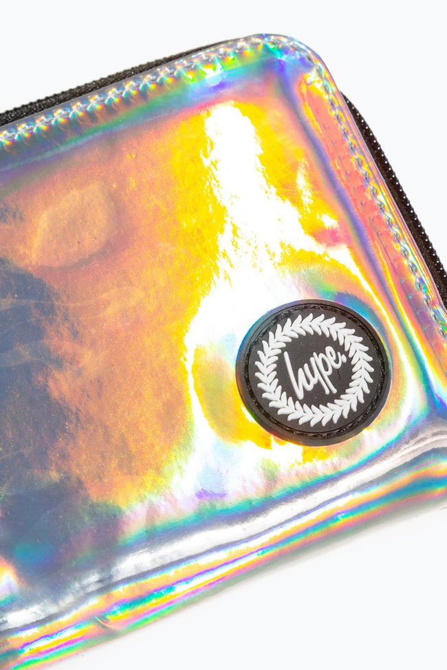 HYPE HOLOGRAPHIC PURSE
