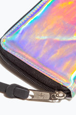 HYPE IRIDESCENT PURSE