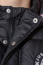 HYPE BLACK EXPLORER KIDS JACKET