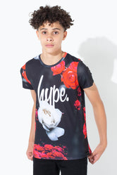 HYPE ROSE BED KIDS T-SHIRT