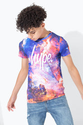HYPE SPACE STORM KIDS T-SHIRT