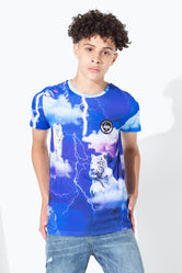 HYPE TIGER LIGHTNING KIDS T-SHIRT
