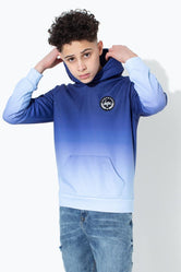 HYPE FADE CREST KIDS PULLOVER HOODIE