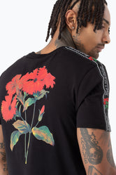 HYPE VENOM FLORAL MEN'S T-SHIRT