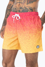HYPE IBIZA SPECKLE FADE MEN'S SWIM SHORTS