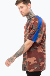 HYPE NORTHERN CAMO MEN'S T-SHIRT