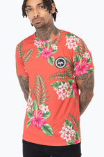 HYPE RED HAWAII MEN'S T-SHIRT