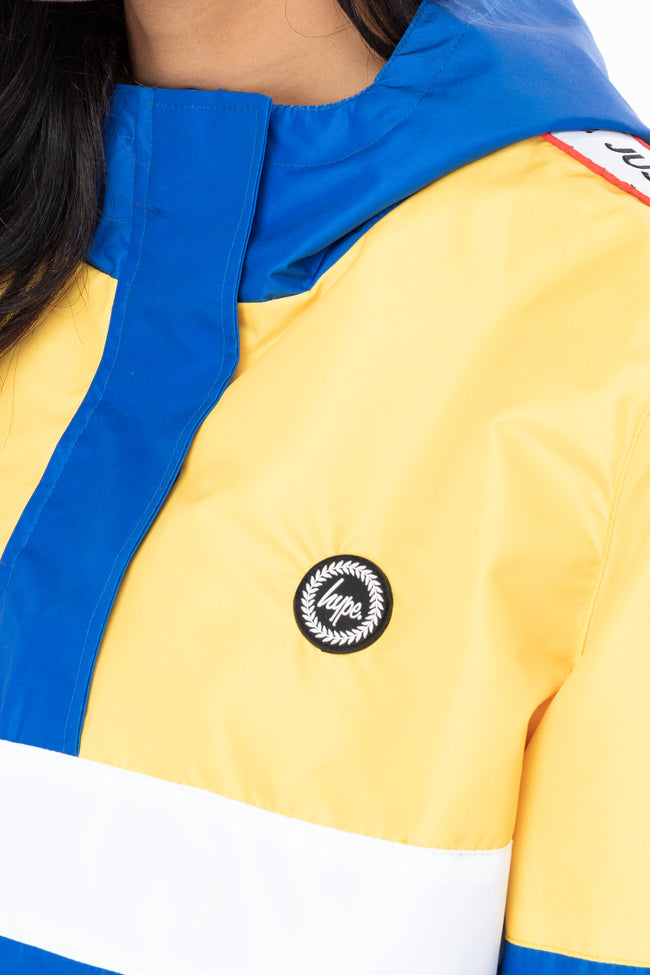 HYPE RETRO WOMEN'S RACING JACKET
