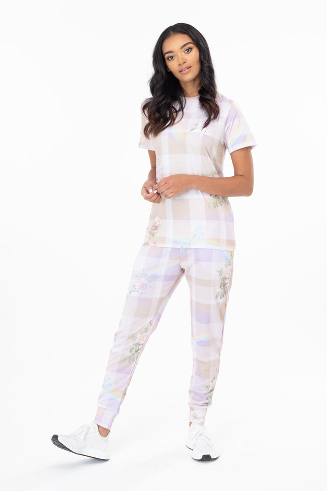 HYPE DREAM CHECK WOMEN'S JOGGERS