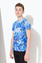 HYPE LASER SHARK KIDS T-SHIRT