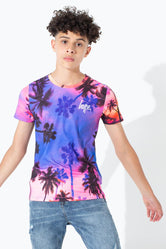 HYPE PALM PHYSICS KIDS T-SHIRT