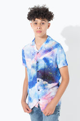 HYPE SUNSET SPACE KIDS SHIRT