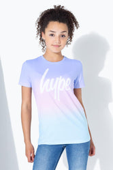 HYPE FAIRGROUND FADE KIDS T-SHIRT