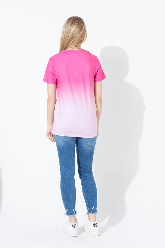 HYPE BERRY FADE KIDS T-SHIRT