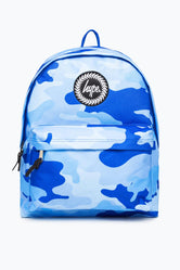 HYPE BLUE CAMO BACKPACK