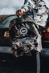 HYPE DITSY FLORAL BACKPACK