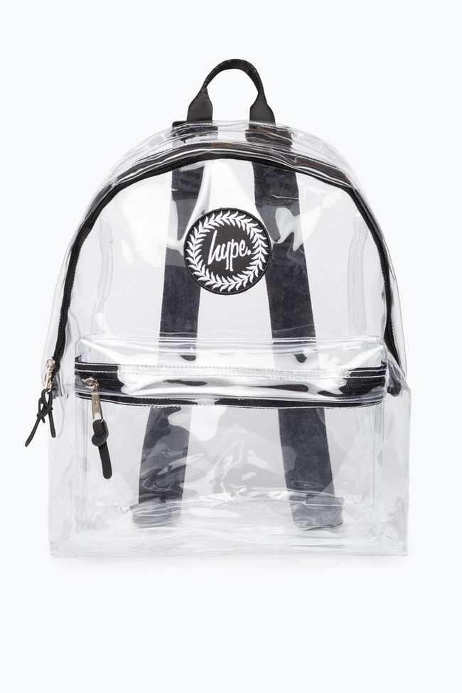 HYPE TRANSPARENT BACKPACK