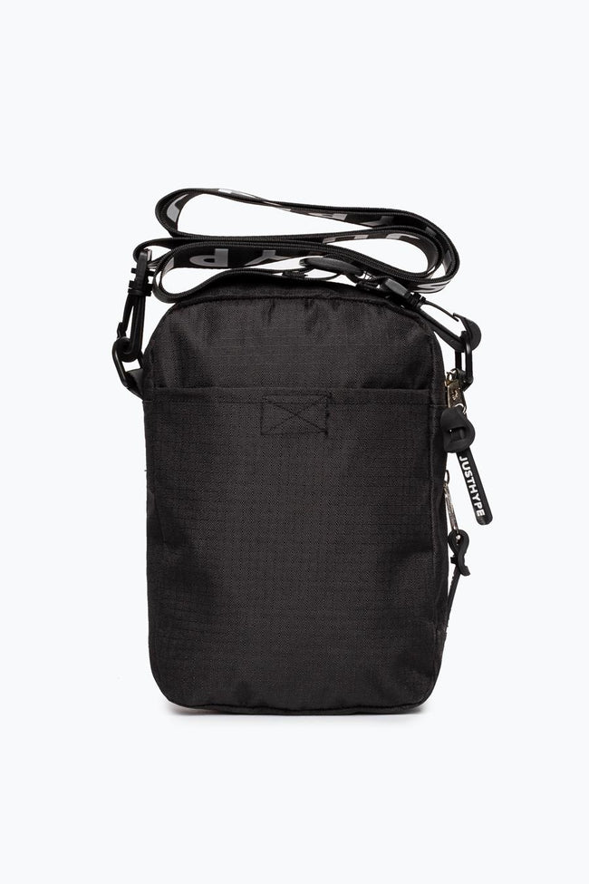 HYPE BLACK ROADMAN BAG