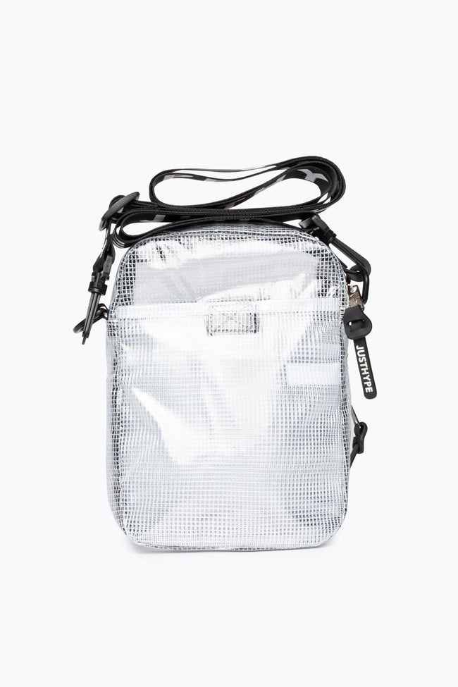 HYPE TRANSPARENT ROADMAN BAG